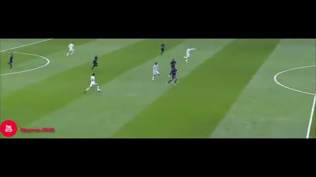 هایلایت بازی کامل کریستیانو رونالدو مقابل مالاگا(2013)
