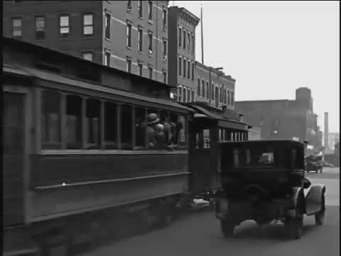 رانندگی در نیویورک سیتی در سال 1307