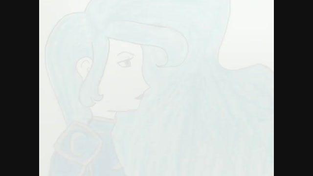 نقاشی من از پرنسس لونا(برای مسابقه)