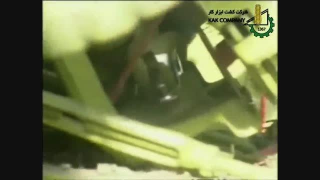 دستگاه بیلر ساخت شرکت کشت ابزار کار