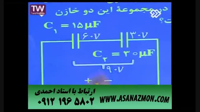آموزش و حل تست درس ریاضی کنکور ۱۶