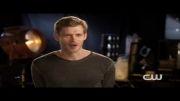 مصاحبه ی جوزف مورگان بازیگر نقش کلاوس در سریال خاطرات خوناشام(ومپایر دایری)