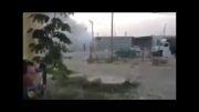 اصابت موشک مقاومت به یک پایگاه نظامی صهیونیستها