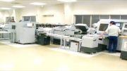 سیسم صحافی و تولید کتاب از رول چاپ شده توسط دستگاه چاپ دیجیتال