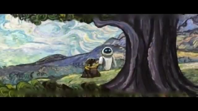 Wall-E - 'Everytime We Touch'