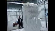دستگاه CNC برش سه بعدی بر روی فوم