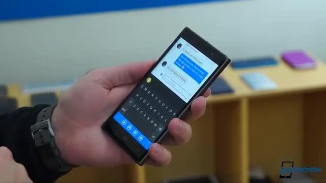 ویندوز 10 برای گوشی بر روی لومیا Icon