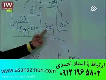 مهندس مسعودی برترین مدرس تکنیکی کشور - فیزیک کنکور 17