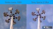 Nokia Lumia 1520 vs Sony Xperia Z Ultra Camera Comparison
