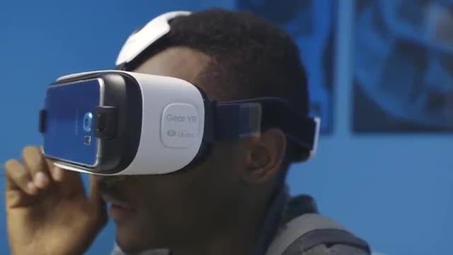 بررسی هدست واقعیت مجازی جدید Gear Vr سامسونگ