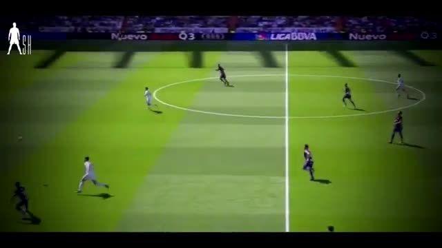 هایلایت کامل بازی کریستیانو رونالدو مقابل ایبار