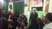 عزاداری شب تاسوعا93 دستجرد کبودراهنگ