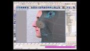 آموزش مدلسازی و ساخت سر -8 - gnomon Head modeling