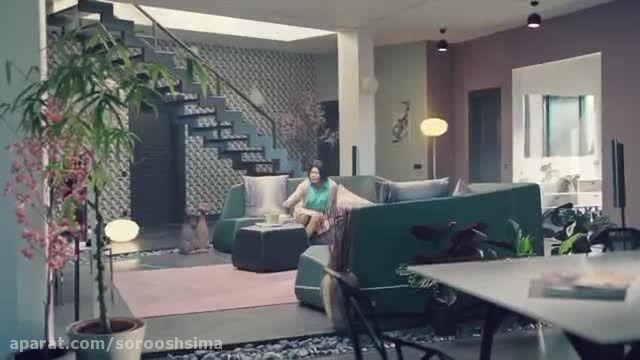شكستن اتفاقی تلویزیون ها در آگهی تبلیغاتی جالب سامسونگ