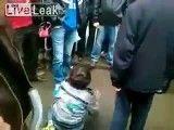 کتک زدن بچه