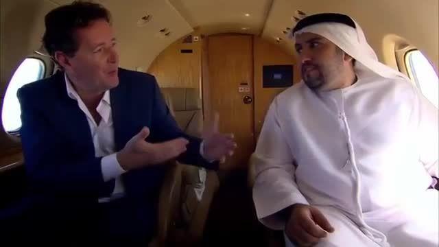 پرواز با جت شخصی بر فراز دبی