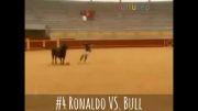 5 کلیپ تبلیغاتی برتر کریستیانو رونالدو