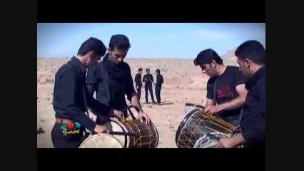 کلیپ جنجالی سنج و دمام میانشهر