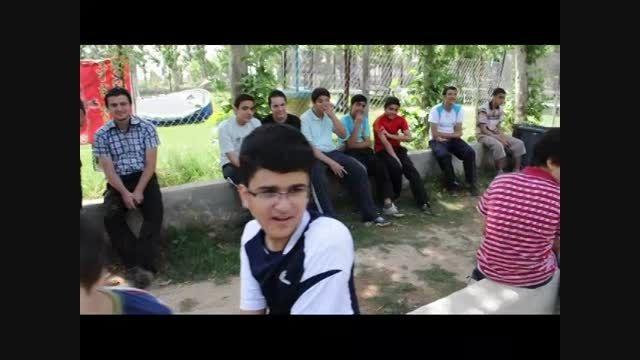 جشن فارغ التحصیلی دوره 10 دبیرستان سلام تجریش