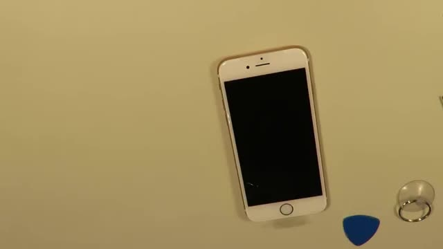 راهنمای تعویض تاچ ال سی دی iPhone 6S LCD touch