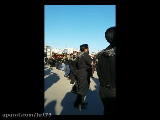 هیئت عزاداری قره بابا در مشهد مقدس