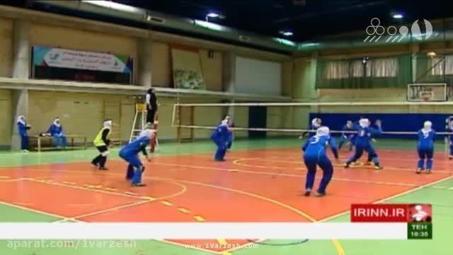 نتایج هفته دوم لیگ برتر والیبال بانوان ایران