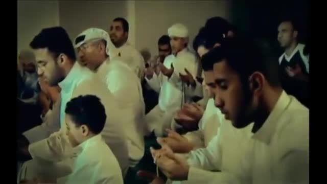 نماهنگ کوتاه و  زیبای دعای سلامتی آقا امام زمان
