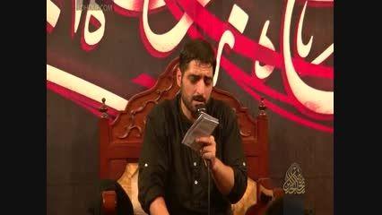 شهادت امام صادق 94-بنی فاطمه -شور-نشسته ای تو با سر به