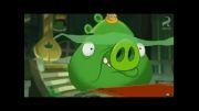 انیمیشن سریالی پرندگان خشمگین۲۰۱۳ |قسمت 2| دوبله گلوری