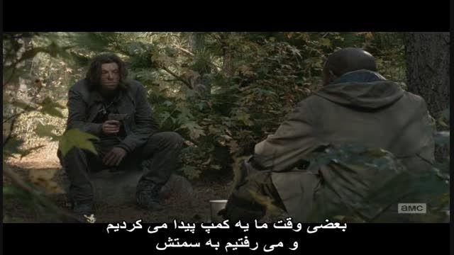 "The Walking Dead قسمت 16 از فصل 5 "" پارت اول """
