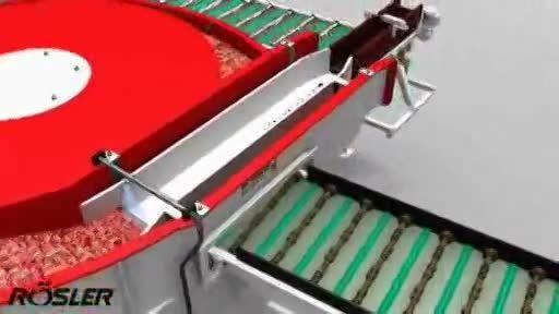 ویبراتور با شعاع بزرگ برای حذف زنگ زدگی از قطعات فلزی