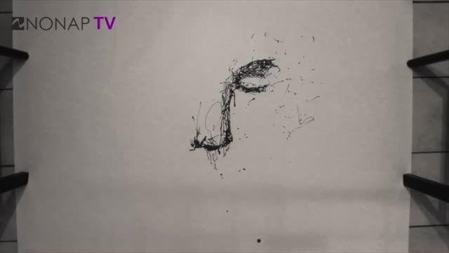 | طراحی خلاقانه با مسواک! | NONAP TV |
