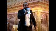 جشن عید غدیر در اصفهان با مولودی خوانی کربلایی علی مردانی