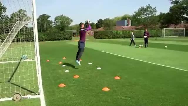 تمرینات تیم ملی انگلیس (مقدماتی یورو 2016)