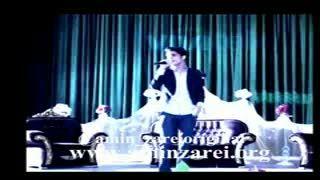 اجرای آهنگ سردر گم امین زارعی 7مهر1394