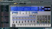 آهنگ طناز با نوازندگی خودم ( FL Studio )