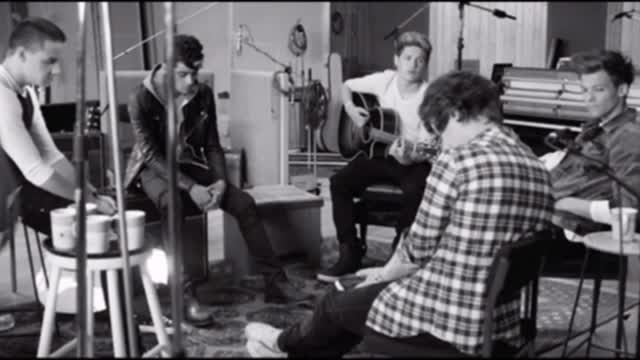 (!One Direction - Little Things (Sing With 1D