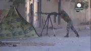 نبرد کوچه به کوچه داعش در کوبانی