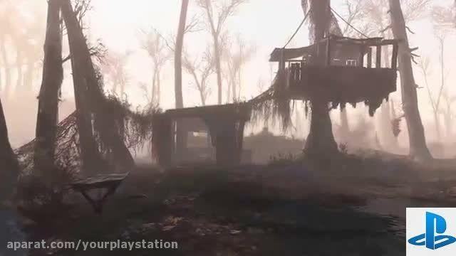 تریلر بازی Fallout 4 نسخه پلی استیشن ۴