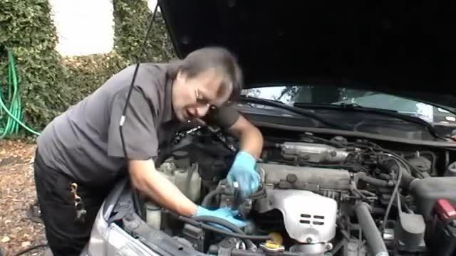تعویض تسمه تایم خودرو