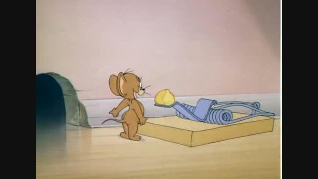 کارتون تام و جری (موش و گربه) قسمت 17