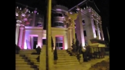 نورپردازی تخت جمشید صدرای شیراز