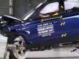 تست تصادف بی ام و  BMW X3