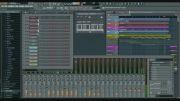 کاور آهنگ britney spears به درخواست دوستان - FL Studio