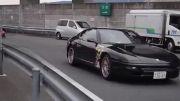 رژه بهترین ماشینهای جهان و تصادف یکی از آنها-سوپر اسپرت