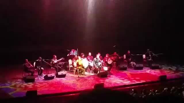 سامی یوسف-اجرای ترانه فارسی جان جانان در کنسرت باکو2015