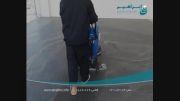دستگاه اسکرابر- کف شور صنعتی- زمینشوی صنعتی