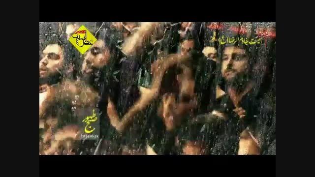 شب اول محرم 94 حاج حسین سیب سرخی | شور