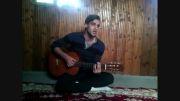 دانلود آهنگ مازندرانی دلبر بوردی با گیتار از محمدعابدی