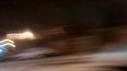 ملایر-بارش اولین برف سنگین